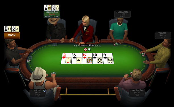 3D Poker Software Download